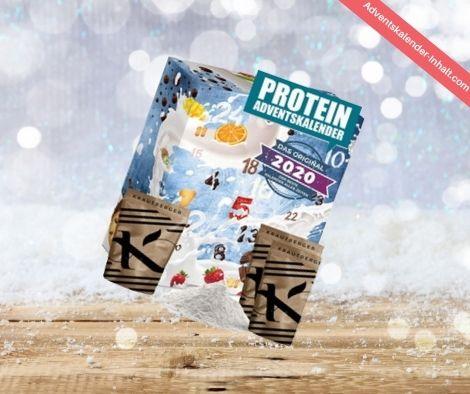 Boxiland Protein Adventskalender