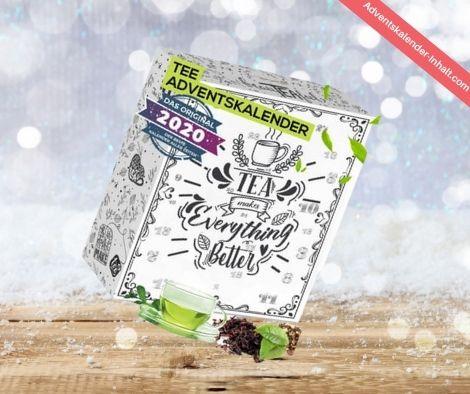 Boxiland Tee-Adventskalender 2021