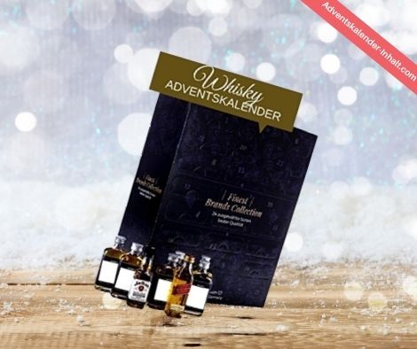 Boxiland Whisky Adventskalender 2021