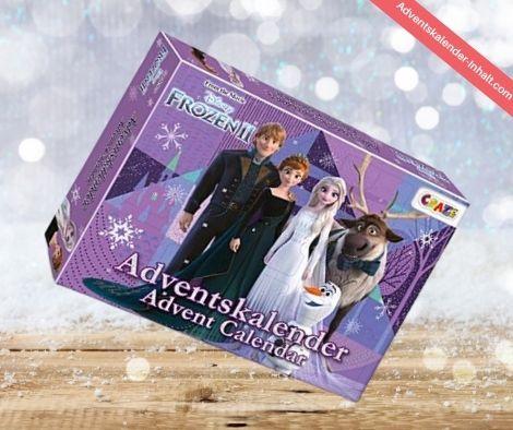 CRAZE Frozen Adventskalender