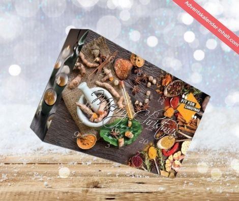 "C&T Wellness-Adventskalender ""Fit for Christmas"" 2021"