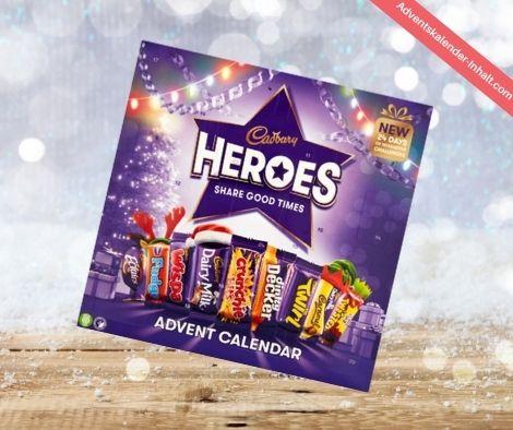Cadbury Heroes Adventskalender