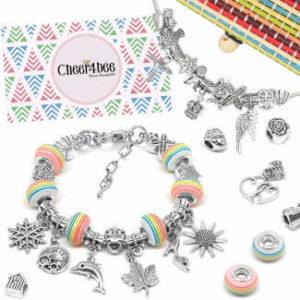 Cheer4bee Charm Armband DIY Adventskalender