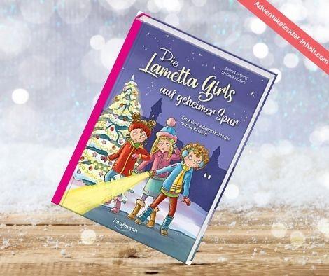 Die Lametta-Girls auf geheimer Spur