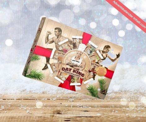 Ehrlich BrotheOat King Riegel Weihnachtskalender