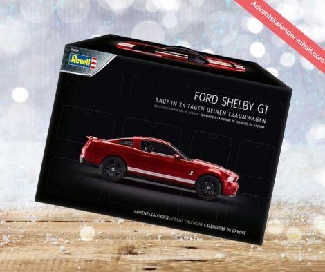 Ford Shelby GT500 Auto Adventskalender 2020