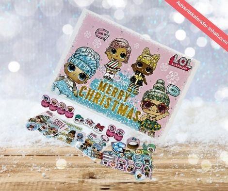 L.O.L. Adventskalender für Mädchen