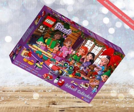 LEGO Friends Weihnachten 2020