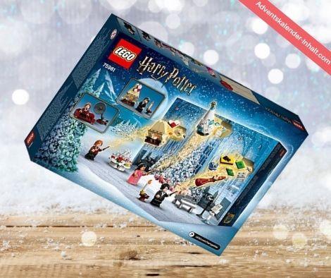 LEGO Harry Potter Adventskalender 2020