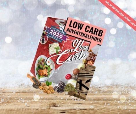 Low Carb Boxiland Adventskalender