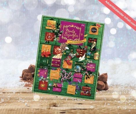 Monty Bojangles Schokoladen Kalender