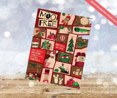 Moo Free Adventskalender Vegan