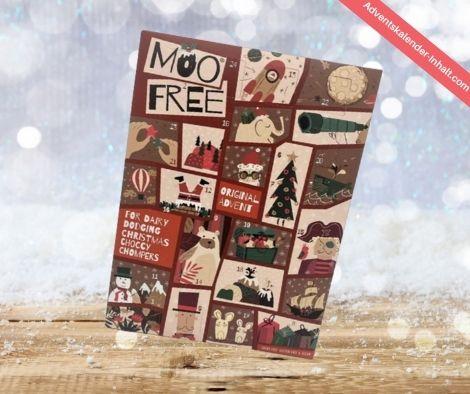 Moo Free veganer Adventskalender 2021