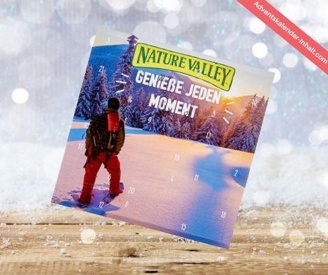 Nature Valley Fitness Adventskalender