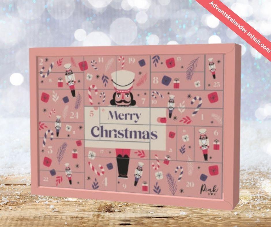 Pink Box Adventskalender