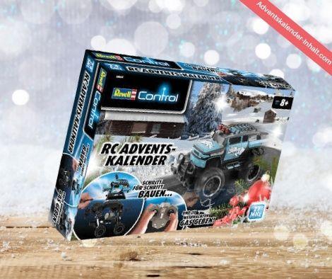 Revell Control Truck Adventskalender 2016