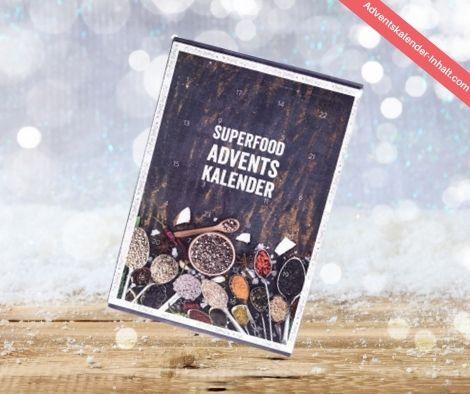 Superfood Weihnachtskalender 2021
