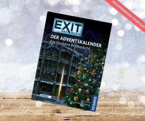 Collectix EXIT – Das Buch: Der Adventskalender