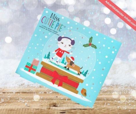 Technic Miss Cutie Pie Advent  Calendar 2020