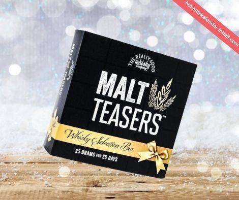 Whisky Adventskalender  Single Malts und Blend