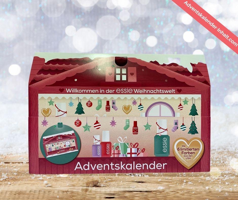Essie Weihnachtsgeschenkbox 2020
