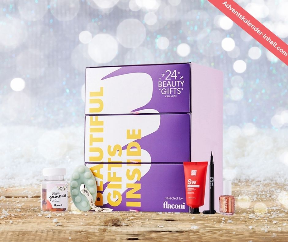 Flaconi Beauty Gifts Adventskalender 2021