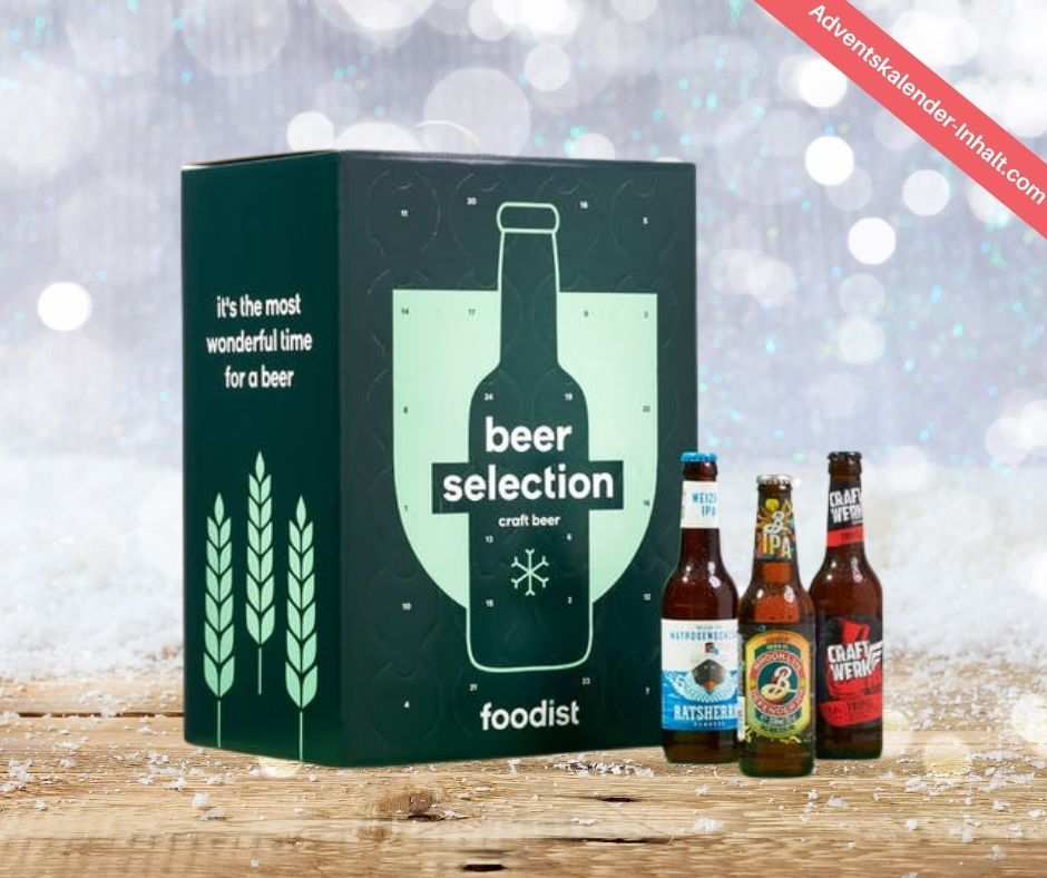 Foodist Craft Beer 2021