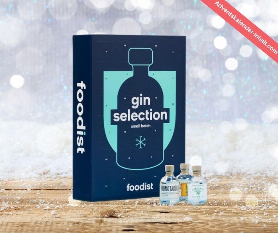 Gin Adventskalender 2021