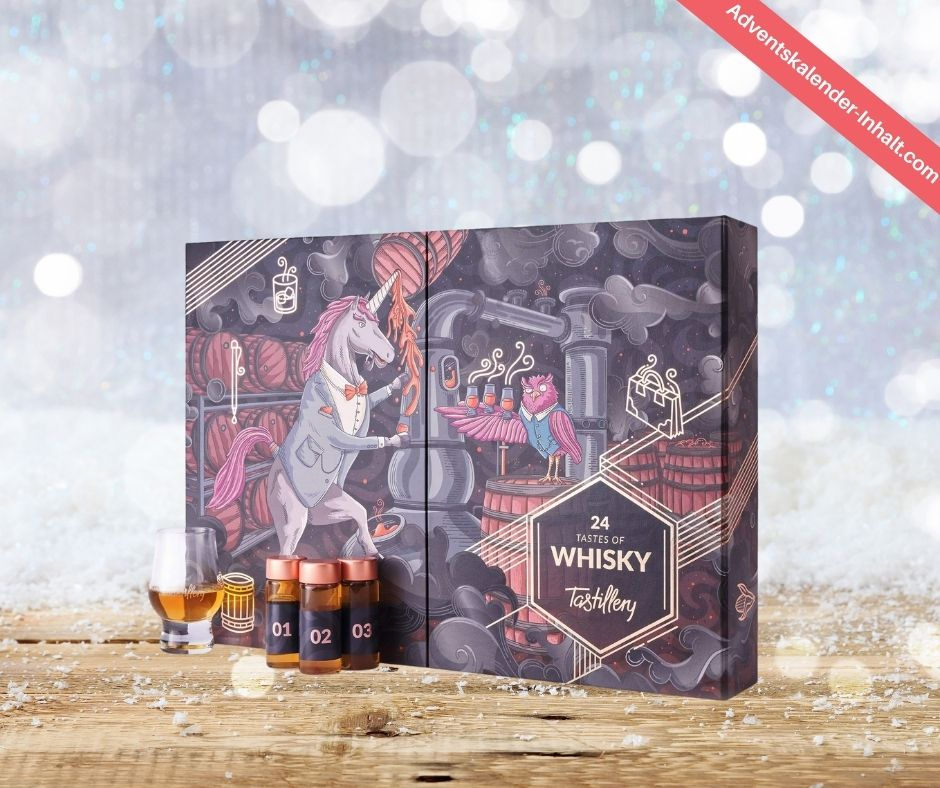 Tastillery Whisky-Adventskalender