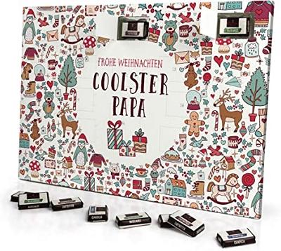 "PrintPlanet Adventskalender ""Coolster Papa"""
